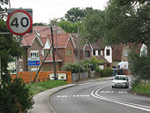 Welcome to Essex - now slow down! - Geograph - 1444042.jpg