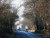 Approaching Allendale Town on the B6303 - Geograph - 651141.jpg