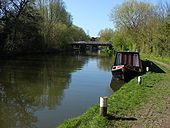 River Wey Navigation, Guildford - Geograph - 1810527.jpg