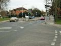 A212 two mini roundabouts for the B243 crossing,.JPG