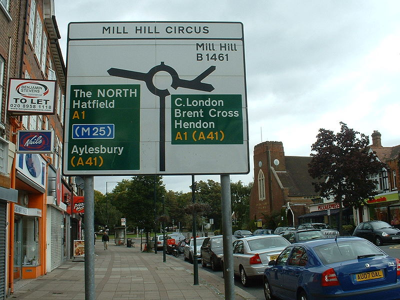 File:A1 Mill Hill Circus - Coppermine - 15307.JPG