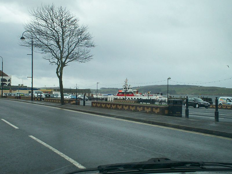 File:Cumbrae Ferry at Largs.jpg