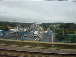 M25 Junction 28 - Geograph - 538558.jpg
