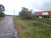 Old A9. Between Findo Gask and Forteviot junctions. - Coppermine - 20147.JPG