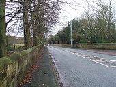 Estate Walls along the Holyhead Road - Geograph - 301168.jpg
