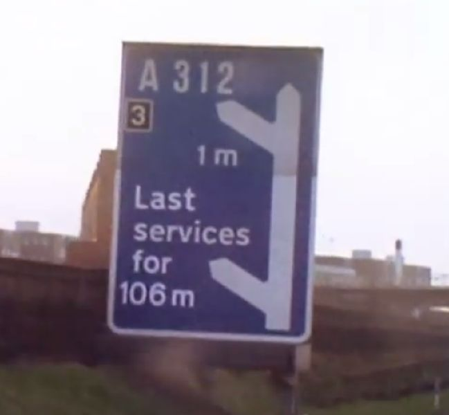 Furthest signed distance to a services  - SABRE