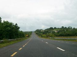 The N56 crossing the Eske valley north of Donegal Town - Geograph - 3245358.jpg