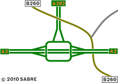 Darenth Interchange 1972.png