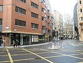 Junction of Fleet Street and Fetter Lane - Geograph - 766496.jpg