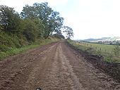 Old A9. Between Findo Gask and Forteviot junctions. - Coppermine - 20140.JPG