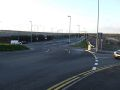 New link road at Luton Airport - Geograph - 1598224.jpg