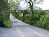 Railway bridge over the R347 - Ballyboy Townland - Geograph - 1314727.jpg