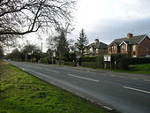 The old part of Cawston - Geograph - 644533.jpg