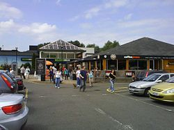 Gordano Services off the M5 - Geograph - 1386778.jpg