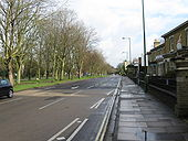 The Avenue, Southampton - Geograph - 1785191.jpg