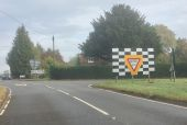 Fosse Way chequered signs.jpg