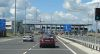M50 Dublin Port tunnel approaching toll plaza - Coppermine - 14345.JPG