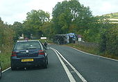 A40 Crash - Sunday 4th October 2009 - Coppermine - 23296.jpg