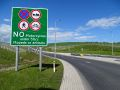 A90 Stonehaven Junction - special road prohibitions sign.jpg