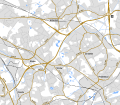 Bilston Link Motorway early proposal.png