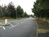 Wickersley Road (A6021) - View from Broom Lane Junction - Geograph - 956827.jpg