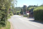 Abermule level crossing (C) John Firth - Geograph - 1368616.jpg