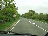 A423 Northward Near Wormleighton Radio Mast - Coppermine - 11381.jpg
