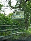 Direction Sign at Finham Coventry to A444 which is now B4113 - Coppermine - 11739.jpg
