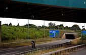 M11 junction 8 - Geograph - 1487485.jpg
