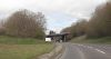 A35 overbridge from A358 - Geograph - 3421043.jpg