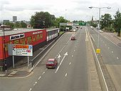 A4053 Coventry Ring Road Junction 9 - Coppermine - 13252.jpg