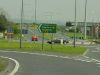 The junction with the A1 and Portobello, Birtley - Geograph - 6430.jpg