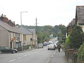 The A5 at Llanfairpwll - Geograph - 943672.jpg