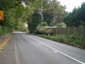 The Tettenhall milepost in its setting - Geograph - 1506244.jpg