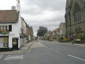 Gracious Street - viewed from Cheapside - Geograph - 1467670.jpg