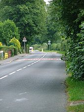 Road to Ruswarp, Briggswath - Geograph - 195090.jpg