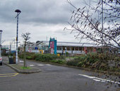 M2 motorway Medway Services - Geograph - 1025994.jpg