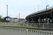 M32 flyover and junction with Muller Road - Geograph - 2406693.jpg