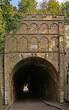 Reigate Tunnel south portal (was A217) - Coppermine - 15484.jpg