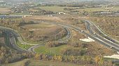 A120 sliproads from the M11 - Coppermine - 17417.jpg