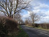 A4146 near Chiltern Farm - Geograph - 318108.jpg