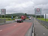 Heading to Strabane from Lifford - Geograph - 1411552.jpg