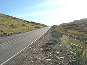 Road works on the A470 at Bwlch Gorddinan - Geograph - 617547.jpg