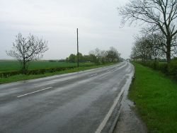 Doddington Road towards Chatteris - Geograph - 2938197.jpg
