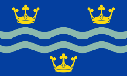 Cambridgeshire Flag.png
