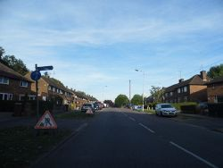 Hayling Road, South Oxhey - Geograph - 3118050.jpg