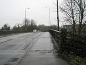 Bridge over Fitzalan Road on the bypass - Geograph - 1646391.jpg