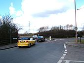 Old Wickford Road Roundabout - Geograph - 129889.jpg