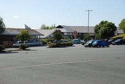 Travel Lodge and Car park - Geograph - 1375312.jpg