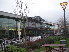 Strensham Motorway Services (South Bound) - Geograph - 1206047.jpg